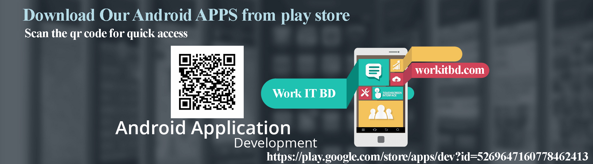 Work IT BD Google Play Store App